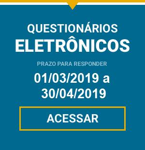 Banner Acesse os Questionarios Eletrônicos do IEGM