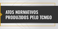 Atos Normativos produzidos pelo TCMGO