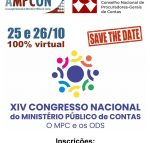 TCMGO participa do XIV Congresso Nacional do Ministério Público de Contas